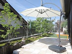 丹波篠山市にお住まいのお客様へ 外構施工事例2