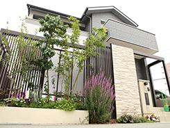 三田市にお住まいのお客様へ 外構施工事例2