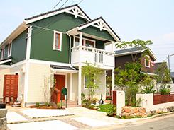 猪名川町にお住まいのお客様へ 外構施工事例1