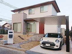 川西市にお住まいのお客様へ 外構施工事例4