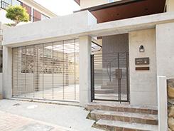 川西市にお住まいのお客様へ 外構施工事例1