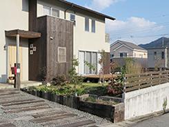 神戸市北区にお住まいのお客様へ 外構施工事例6