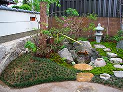 丹波篠山市にお住まいのお客様へ 外構施工事例3