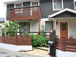 神戸市西区にお住まいのお客様へ 外構施工事例5