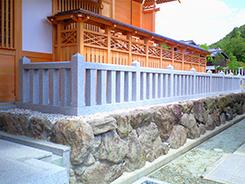 三田市にお住まいのお客様へ 外構施工事例6