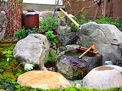 篠山市にお住まいのお客様へ 外構施工事例3