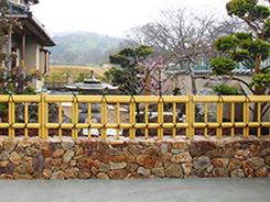 篠山市にお住まいのお客様へ 外構施工事例6