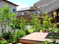 宝塚市にお住まいのお客様へ 外構施工事例6