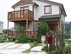 神戸市垂水区にお住まいのお客様へ 外構施工事例4