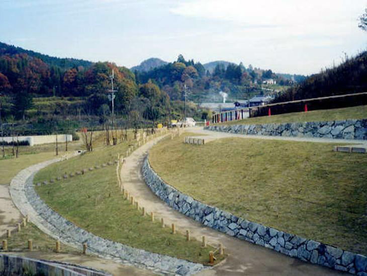 有馬富士公園 No.S001  施工事例1
