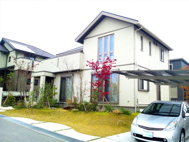三田市 I様邸 No.S009  施工事例1
