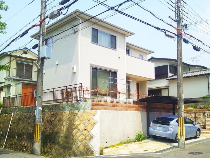 神戸市 Y様邸 No.R002 メイン写真