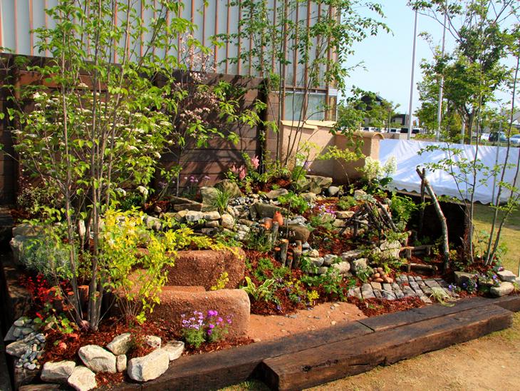 ガーデンショー No.B006 メイン写真