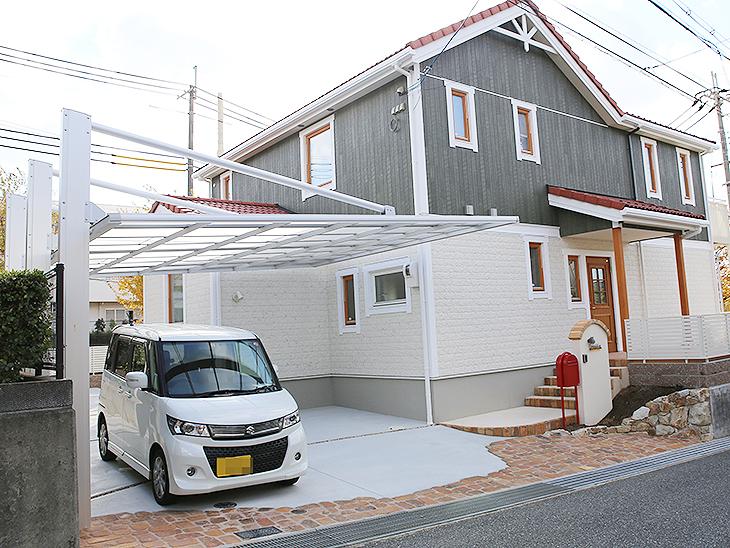 神戸市 K様邸 No.C020  施工事例1
