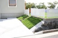ホワイトフェンス フェンス