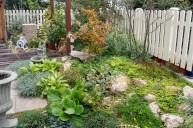 センス良い植栽 ガーデニング