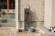 ドックウォッシュ立水栓 立水栓