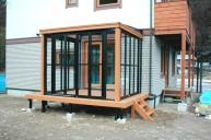 ガーデンルーム テラス