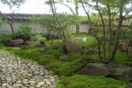 和風庭園 中庭