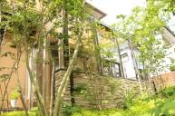 雑木の庭のガーデンルーム(ココマII) テラス