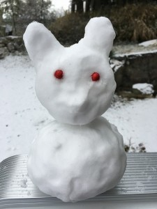 キモ雪だるま (1)