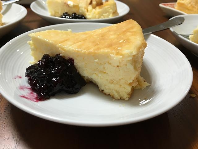 チーズケーキ (2)