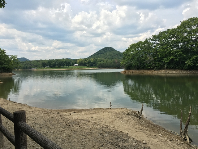 千丈寺湖2